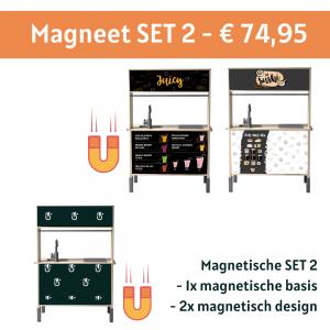 magneet set 2
