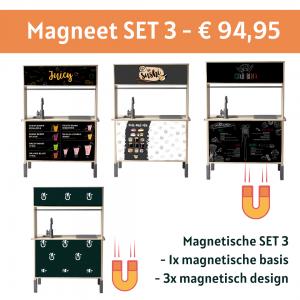 magneet set 3