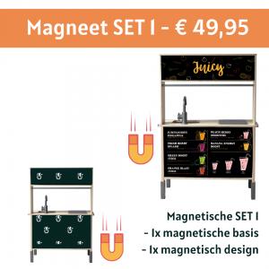 magneet set 1